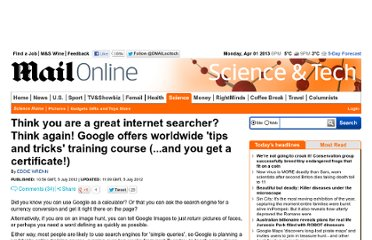 http://www.dailymail.co.uk/sciencetech/article-2169113/Google-offers-worldwide-tips-tricks-training-course---certificate.html