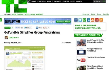 http://techcrunch.com/2010/05/10/gofundme-simplifies-group-fundraising/