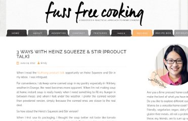 http://www.fussfreecooking.com/meatless-recipes/3-ways-with-heinz-squeeze-stir-product-talk/