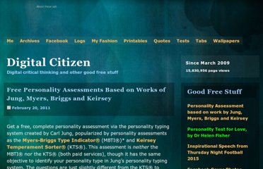 http://digitalcitizen.ca/2011/02/20/free-personality-assessment/
