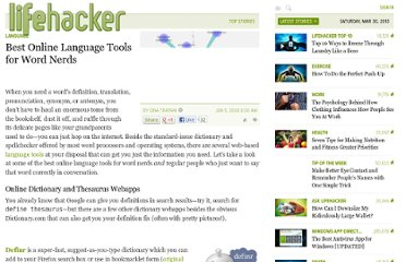 http://lifehacker.com/395368/best-online-language-tools-for-word-nerds