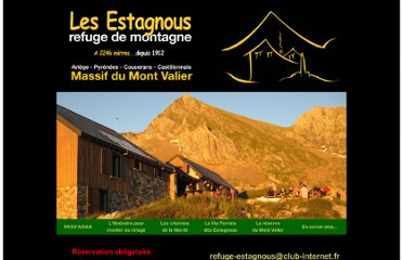 http://www.ariege.com/refuge-estagnous/index.html