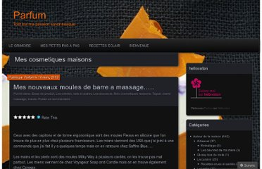 http://madameparfum.wordpress.com/category/mes-cosmetiques-maisons/
