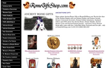 http://www.romegiftshop.com/ancientrome1.html
