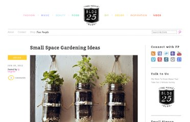 http://blog.freepeople.com/2012/06/small-space-gardens/