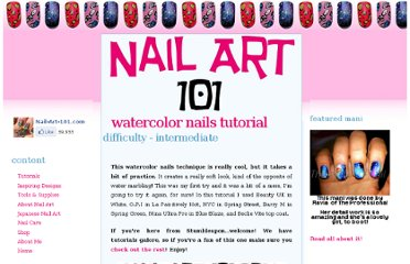 http://www.nail-art-101.com/watercolor_nails.html