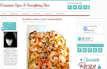 http://www.cinnamonspiceandeverythingnice.com/roasted-lemon-garlic-herb-shrimp/