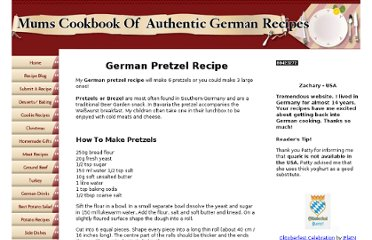 http://www.tasty-german-recipe.com/german-pretzel-recipe.html