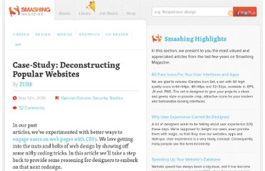 http://www.smashingmagazine.com/2010/05/12/case-study-deconstructing-popular-websites-opinion-column/
