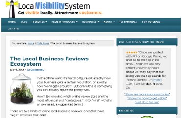 http://www.localvisibilitysystem.com/2012/07/06/the-local-business-reviews-ecosystem/