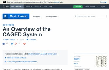 http://audio.tutsplus.com/tutorials/instruments/an-overview-of-the-caged-system/