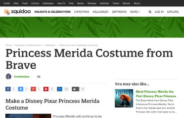 http://www.squidoo.com/princess-merida-brave