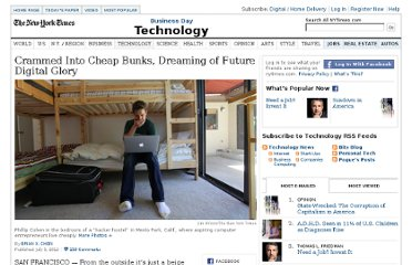 http://www.nytimes.com/2012/07/06/technology/at-hacker-hostels-living-on-the-cheap-and-dreaming-of-digital-glory.html?_r=1&hpw