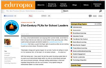http://www.edutopia.org/blog/21st-century-PLNs-school-leaders-george-couros