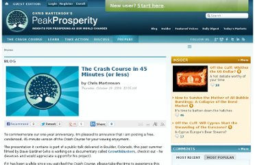 http://www.peakprosperity.com/blog/crash-course-45-minutes-or-less/30440