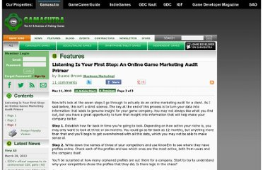 http://www.gamasutra.com/view/feature/4415/listening_is_your_first_step_an_.php?page=3