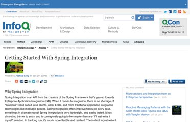 http://www.infoq.com/articles/Spring-Integration-Joshua-Long