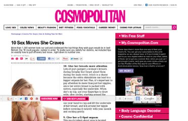 http://www.cosmopolitan.com/cosmo-for-guys/sex-dating/the-sex-moves-she-craves
