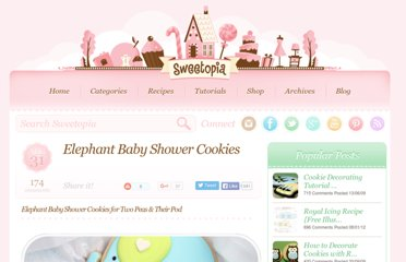 http://sweetopia.net/2011/08/elephant-baby-shower-cookies/