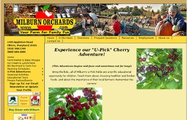 http://www.milburnorchards.com/milburn_orchards_pick_your_own_cherries.htm
