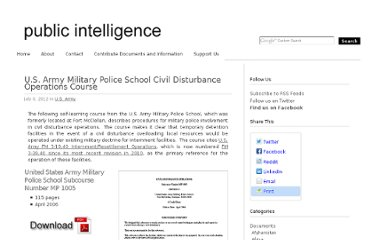 http://publicintelligence.net/usamps-civil-disturbance-operations/