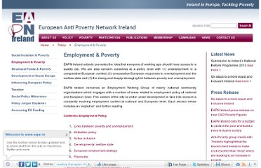 http://www.eapn.ie/eapn/policy/employment-overview