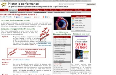 http://www.piloter.org/developpement-durable/notions-developpement-durable-1.htm