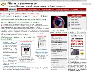 http://www.piloter.org/developpement-durable/index.htm