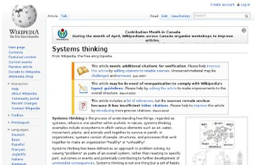 http://en.wikipedia.org/wiki/Systems_thinking