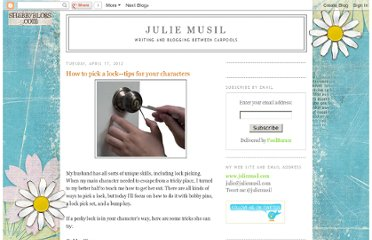 http://juliemusil.blogspot.com/2012/04/how-to-pick-lock-tips-for-your.html