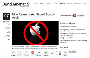 http://helpmyseo.com/seo-blog/786-nine-reasons-you-should-boycott-apple.html