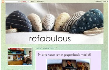 http://hello-refabulous.blogspot.com/2009/01/make-your-own-paperback-wallet.html