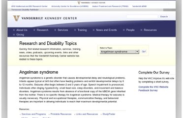 http://kc.vanderbilt.edu/site/topics/86/angelman-syndrome.aspx