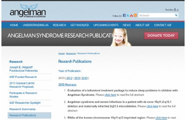 http://www.angelman.org/research/research-publications/