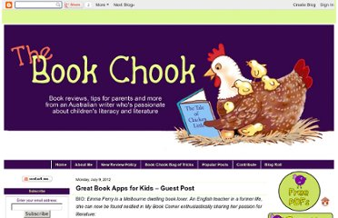 http://www.thebookchook.com/2012/07/great-book-apps-for-kids-guest-post.html