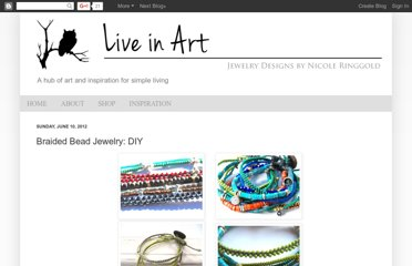 http://www.liveinart.org/2012/06/braided-bead-necklace-diy.html