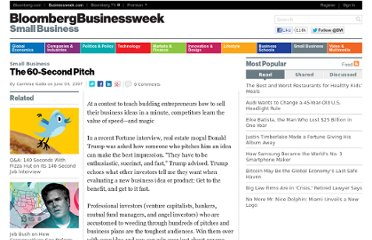 http://www.businessweek.com/stories/2007-06-04/the-60-second-pitchbusinessweek-business-news-stock-market-and-financial-advice