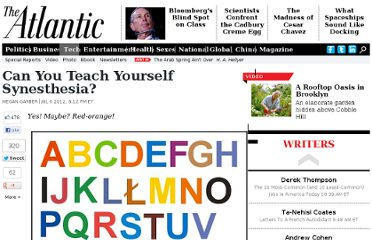http://www.theatlantic.com/technology/archive/2012/07/can-you-teach-yourself-synesthesia/259519/#