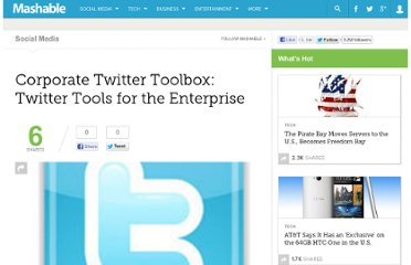 http://mashable.com/2009/08/17/enterprise-twitter-tools/