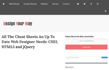 http://www.designresourcebox.com/all-the-cheat-sheets-an-up-to-date-web-designer-needs-css3-html5-and-jquery/