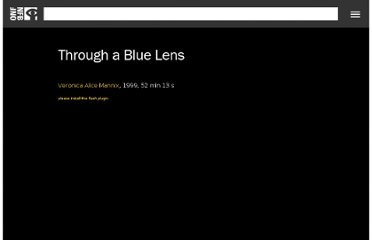 http://www.nfb.ca/film/through_a_blue_lens/