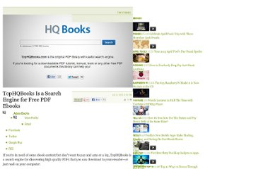 http://lifehacker.com/5924359/tophqbooks-is-a-search-engine-for-free-pdf-ebooks
