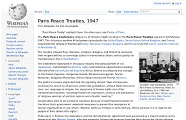 http://en.wikipedia.org/wiki/Paris_Peace_Treaties,_1947