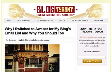 http://www.blogtyrant.com/switch-aweber-blog-email-list/