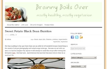http://www.brannyboilsover.com/2011/04/03/sweet-potato-black-bean-burritos/