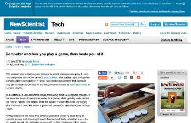 http://www.newscientist.com/article/mg21528726.300-computer-watches-you-play-a-game-then-beats-you-at-it.html
