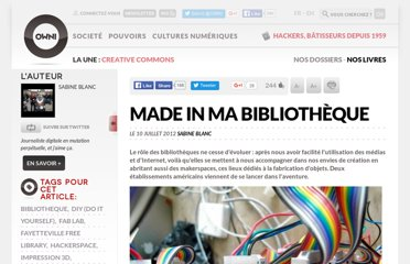 http://owni.fr/2012/07/10/made-in-my-bibliotheque/