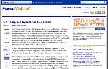 http://www.fiercemobilecontent.com/story/sap-acquires-sybase-5-8-billion/2010-05-13