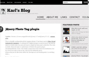 http://karlmendes.com/2010/07/jquery-photo-tag-plugin/