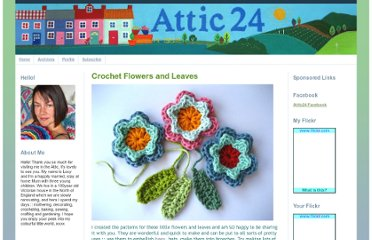 http://attic24.typepad.com/weblog/crochet-flowers-and-leaves.html/